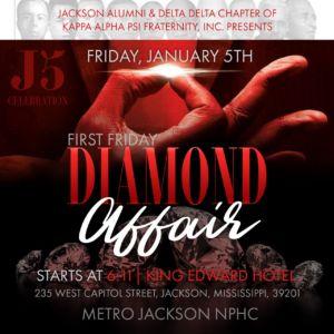 J5 Diamond Affair 2018