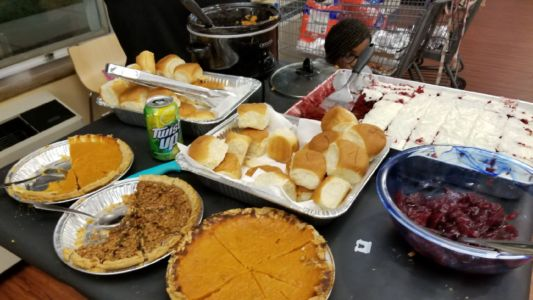 Thanksgiving With JSU Students 2018
