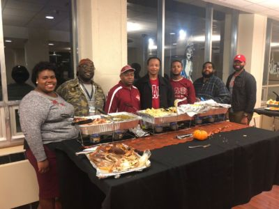 Thanksgiving With JSU Students 2018 5